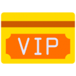 Casino vip icon